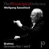 Brahms: Serenades Nos. 1&2 by Philadelphia Orchestra