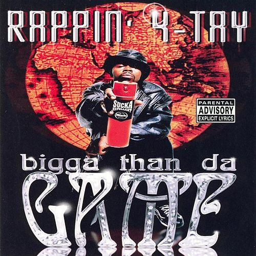 Bigga Than Da Game by Rappin' 4-Tay