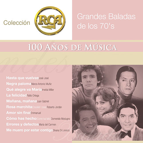 Grandes Baladas De Los 70's by Various Artists