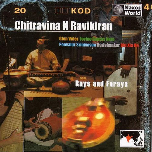 Rays and Forays by Chitravina N. Ravikiran
