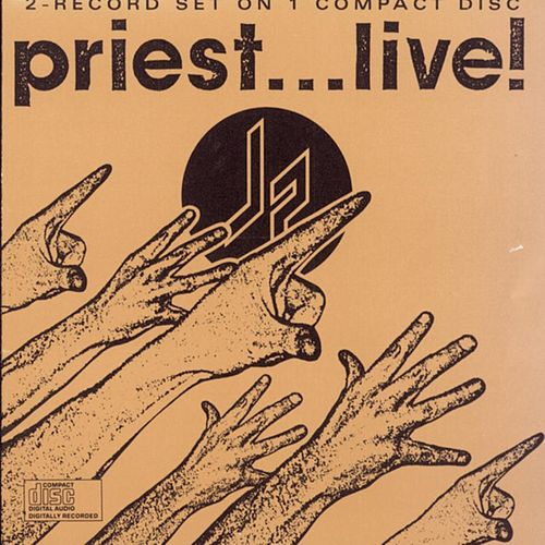 Priest...Live by Judas Priest