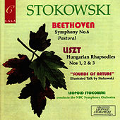 Beethoven: Symphony No. 6, - Liszt: Three Hungarian Rhapsodies by NBC Symphony Orchestra