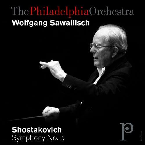 Shostakovich: Symphony No. 5 by Philadelphia Orchestra