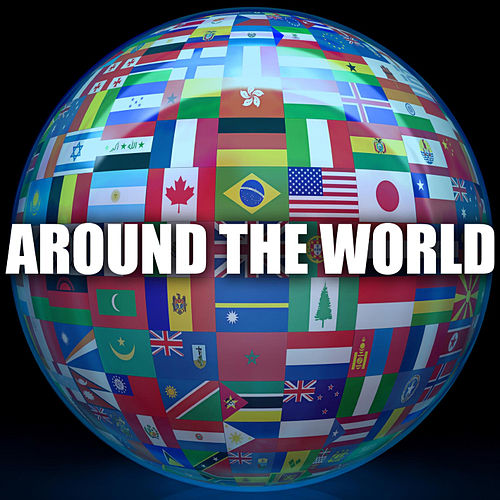 Around The World by 101 Strings Orchestra