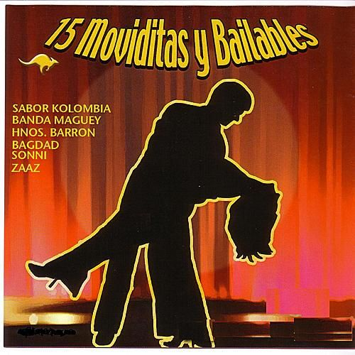 15 Moviditas y Bailables by Various Artists