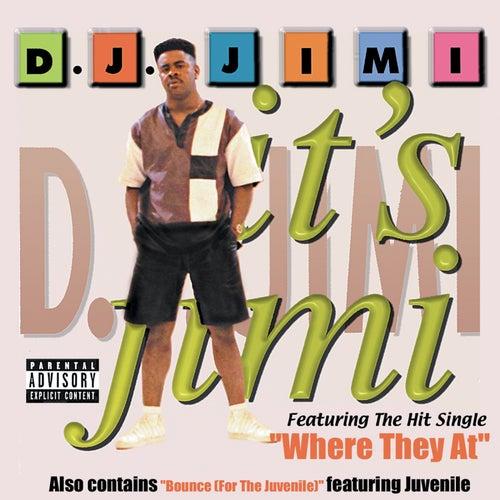 It's Jimi by DJ Jimi
