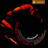 Rachmaninov: Piano Concerto No. 3 & Rhapsody on a Theme of Paganini by Denis Matsuev