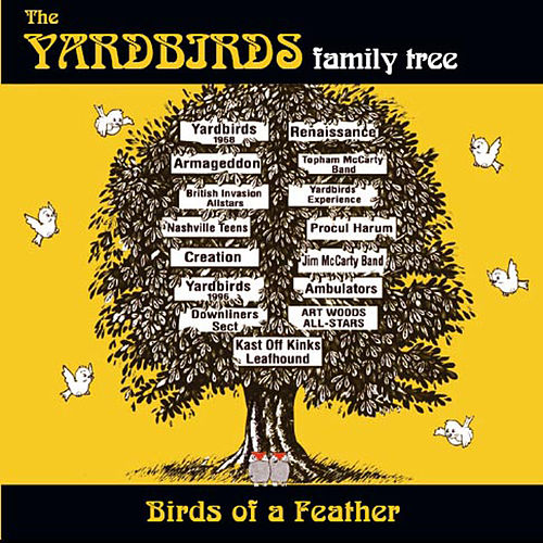 Family Tree: Birds Of A Feather by Various Artists
