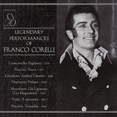 Legendary Performances of Franco Corelli by Various Artists