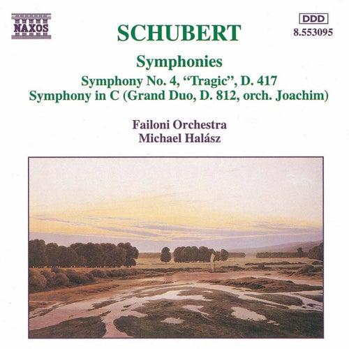 Symphony No. 4 / Symphony in C by Franz Schubert