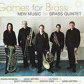 Games for Brass: New Music for Brass Quintet by Western Brass Quintet