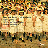 Vieuxtemps: Cello Concertos by Marie Hallynck