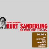 Kurt Sanderling - The Soviet Years, Vol. 6, Bach, Mozart and Honegger by Leningrad State Philharmonic Symphony Orchestra