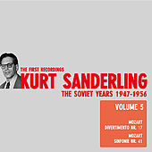 Kurt Sanderling - The Soviet Years, Vol. 5, Mozart by Leningrad State Philharmonic Symphony Orchestra