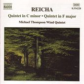 Wind Quintets Op. 88, No. 6 and Op. 91, No. 6 by Antoine Reicha