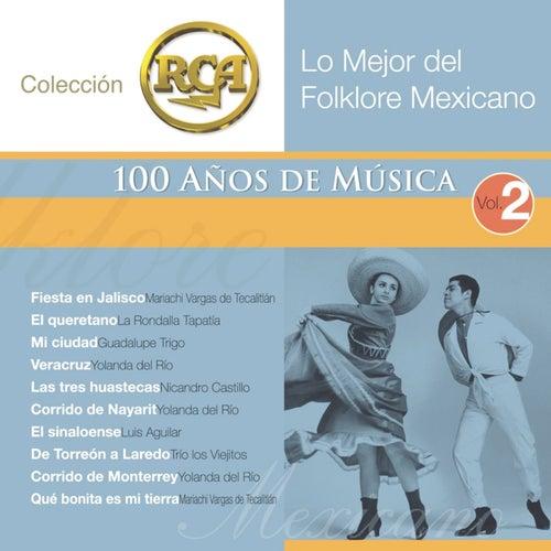Lo Mejor De Folklore Mexicano by Various Artists