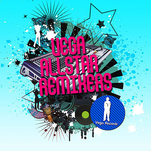 Vega Allstar Remixers by Various Artists