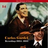 The History of Tango - Carlos Gardel Volume 14 by Carlos Gardel