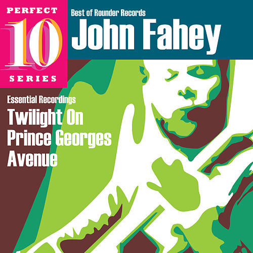 Twilight on Prince Georges Avenue - Perfect 10 Series by John Fahey