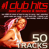 #1 Club Hits 2010 - Best Of Dance & Techno (50 Tracks!) by Various Artists