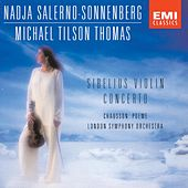 Sibelius - Chausson by Nadja Salerno-Sonnenberg