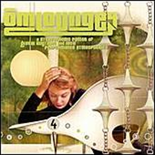 Om Lounge 4 by Various Artists