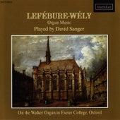 Lefébure-Wély: Organ Works by David Sanger