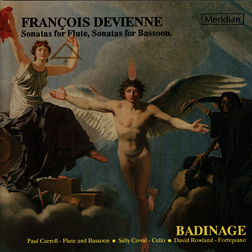 Devienne: Sonatas for Flute, Sonatas for Bassoon by Badinage