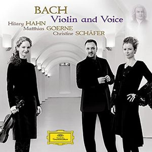 Bach - Violin and Voice by Various Artists
