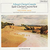 Mozart: Clarinet Concerto in A Major - Spohr: Clarinet Concerto No. 4 by Thea King