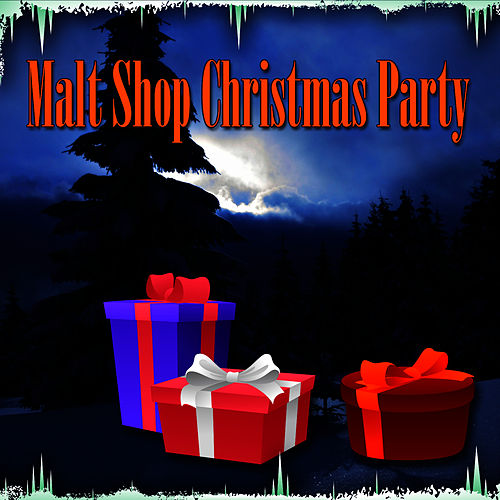 Malt Shop Christmas Party by Oldies But Goodies Holiday Players