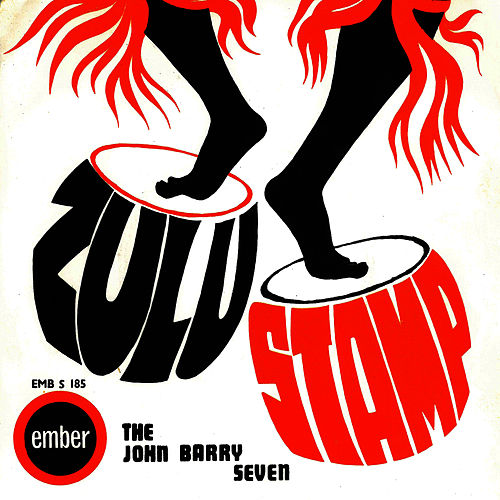 Zulu Stamp by John Barry Seven