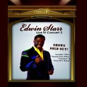 Edwin Starr Live In Concert by Edwin Starr
