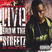 Live From The Streetz by Various Artists