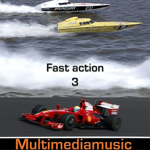 Fast Action, Vol. 3 by Various Artists