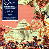 Tchaikovsky: The Sleeping Beauty - Sibelius: The Swan of Tuonela - Liszt: Les Préludes by Leopold Stokowski