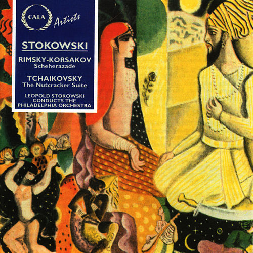 Stokowski conducts A Russian Concert by Philadelphia Orchestra