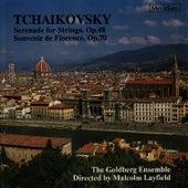 Tchaikovsky: Serenade for Strings & Souvenir de Florence by The Goldberg Ensemble