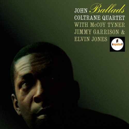 Ballads by John Coltrane
