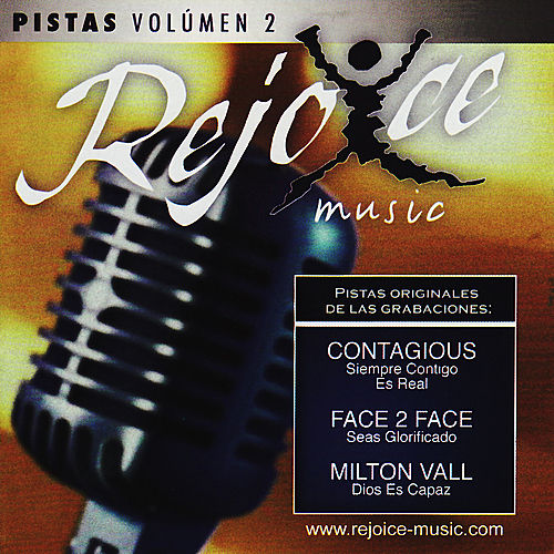 Rejoice Music Pistas Vol. 2 by Various Artists