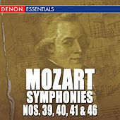 Mozart: Symphonies - Vol. 8 - No. 39, 40, 41