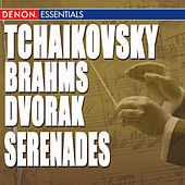 Brahms - Dvorak - Tchaikovsky: Serenades by Various Artists