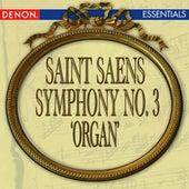 Saint-Saens: Symphony No. 3 'Organ' by Libor Pesek