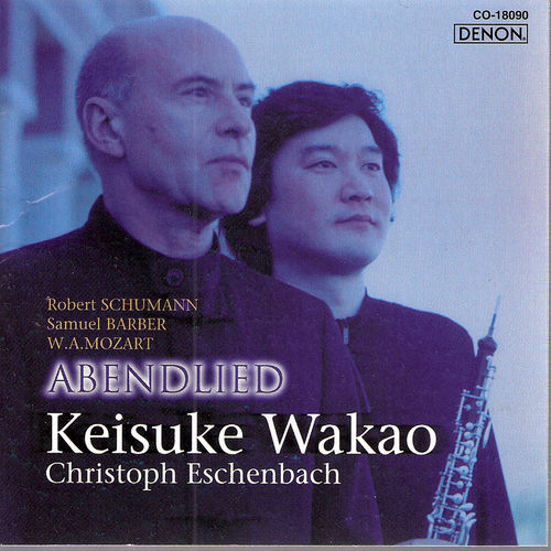 Abendlied: Music of Barber, Schumann & Mozart by Christoph Eschenbach