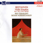Ludwig Van Beethoven: Violin Sonatas, No. 1 - No. 3 - No. 5
