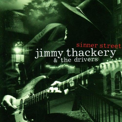 Sinner Street by Jimmy Thackery