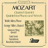 Mozart: Chamber Music for Winds [Orig. Rel. Turnabout LP TVC 37013] by Various Artists