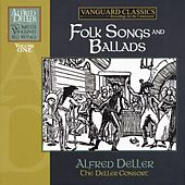 Alfred Deller: The Complete Vanguard Classics Recordings - Folk Songs And Ballads by Alfred Deller