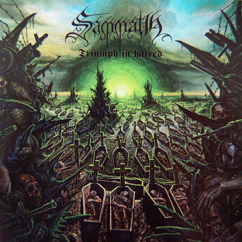 Triumph of Hatred by Sammath