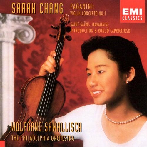Sarah Chang - Paganini & Saint-Saens Violin Concertos by Various Artists